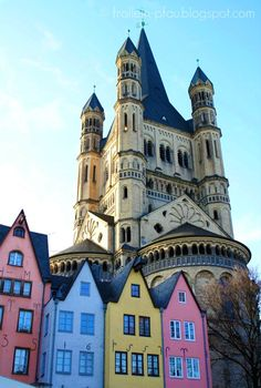 Altstadt: Fischmarkt & Groß St. Martin