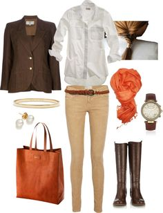 """Classic"" by bluehydrangea ❤ liked on Polyvore"