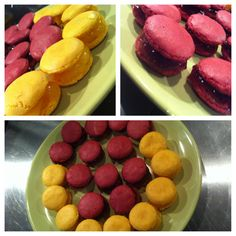 Macaroons Everything at Thermomix - Easy And Healthy Recipes Macarons, Macaron Pistache, Dessert Thermomix, Kitchen Time, Sorbet, Parfait, Entrees, Deserts, Muffin