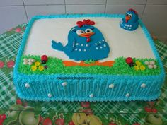 Maggi bolos e Bombons = Guanambi- Bahia: Bolo galinha pintadinha 2nd Birthday, Ideas Para, First Birthdays, Balloons, Desserts, Food, Tags, Safari Birthday Cakes, Creative Birthday Cakes