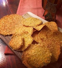 (2) Tannyraw - No fat raw vegan corn onion crackers ....y'all will...
