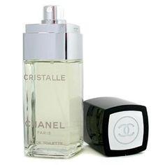 Chanel Cristalle Eau De Toilette Spray 100ml/3.4oz