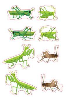 유아교육 누리놀이 Ribbon Embroidery, Bugs, Clip Art, Kawaii, School, Illustration, Animals, Image, Printables