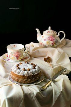 Torta alle nocciole cioccolato e cocco - Cucina, Libri e Gatti