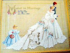 wedding cross stitch patterns free to print | Cross Stitch – Cross ...