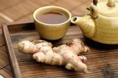 Băutură pentru activarea metabolismului - Doza de Sănătate Detox Recipes, Tea Recipes, Home Remedies For Laryngitis, Detox Meal Plan, Ginger Benefits, Health Benefits, Cleanse Your Body, Ginger Tea, Crunches