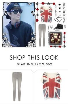 """""""Date With JaeBum... ❤"""" by takemetothecookies ❤ liked on Polyvore featuring Proenza Schouler and Supra"""