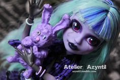 Monster High: Daughter of Darkness | Flickr - Photo Sharing!