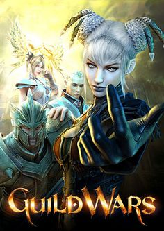 Guild Wars - Box Art