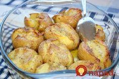 Prílohy, ktoré ľahko tromfnú dokonca aj hlavné jedlo. Prinášame vám tipy na tie najlepšie prílohy zo zemiakov, ktoré ľahko tromfnú aj hlavné jedlo. Oplatí sa vyskúšať každú jednu! Meat Recipes, Cooking Recipes, Healthy Recipes, Good Food, Yummy Food, Hungarian Recipes, Quick Meals, Food To Make, Portugal