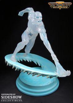 Polystone Statue - Iceman (Bowen Designs) #2412