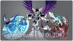 Ich hab da was neues für euch: Livestream: YGOPro Live Dueling - Von Hexen und gefallenen Engeln