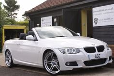 BMW 3 Series 2.0 320i M Sport convertible has got to be seen and driven. http://www.simonshieldcars.co.uk/used/bmw/3-series/320i-m-sport-2dr/ipswich/suffolk/17435891
