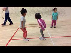(22) PE Curriculum for Kindergarten Age Children with Sport Games and Activities - YouTube