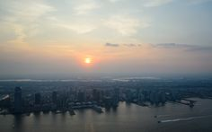 New York - Sunset - http://flic.kr/p/E8D534