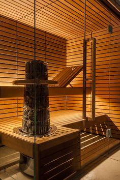 Lindea small Sauna Sauna, Lighting, Home Decor, Decoration Home, Room Decor, Lights, Home Interior Design, Lightning, Home Decoration