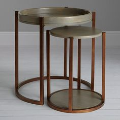 Buy John Lewis Asha Nest Of Tables Online at johnlewis.com