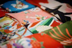 Textiles from Texuba #pattern #textile #japanese