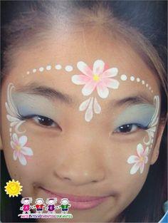 Dicas e cuidados com a pintura em rosto infantil