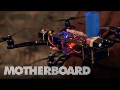 The World's First Drone Dogfight - YouTube