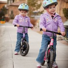 Learning To Ride A Bike With The Strider Balance Bike | Strider Bikes