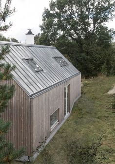 OPAFORM | Prosjekt: Alvoen Detail Architecture, Space Architecture, Scandinavian Architecture, Wooden Facade, Arch House, Lakeside Cottage, Timber House, Cabin Design, House Extensions