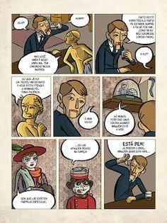 """""""Todos Bonecos"""" (with Pedro Brito) page #3"""
