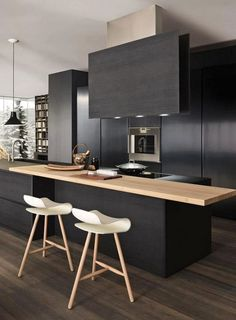 Modern contemporary kitchens (165)