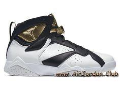 Authentic Air Jordan 7 Retro C&C White/Metallic Gold-Black from Reliable Big Discount! Authentic Air Jordan 7 Retro C&C White/Metallic Gold-Black suppliers. Air Jordans, Retro Jordans, Cheap Jordans, New Jordans Shoes, Air Jordan Retro, Cheap Nike Shoes Online, Nike Shoes For Sale, Michael Jordan Shoes, Air Jordan Shoes