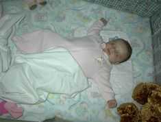 Helping Your Baby To Get The Sleep She Needs
