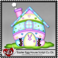 CU Easter Egg House Script