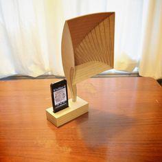 Noel's DIY Plywood iVictrola Speaker Project