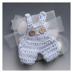 crochet favors