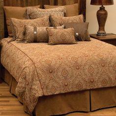 Wooded River El Dorado II 7 Piece Duvet Cover Set Size: California King