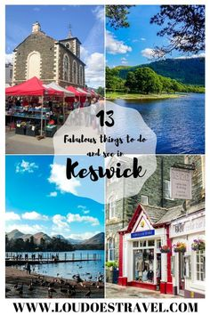 Planning a trip to the Lake District, If so, discover some of the fabulous things to do in Keswick that will keep everyone entertained! Cornwall England, Yorkshire England, Yorkshire Dales, Oxford England, London England, Skye Scotland, Highlands Scotland, Keswick Lake District, Bassenthwaite Lake
