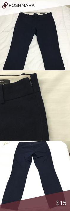 """J. Crew crop trouser pant Great work pant! J crew """"minne"""" crop pant J. Crew Pants Trousers"""