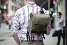 thetieguy: cool butimpracticalbag. - MenStyle1- Men's Style Blog