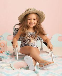 Chevron Stripe Beach Towel - Bardot Junior