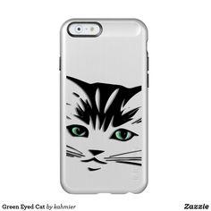 Green Eyed Cat Incip