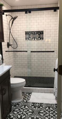 Bathroom Design Trends 2019 for Best ROI 2019 Small bathrooms are a great place to get creative! Here are the latest bathroom trends for The post Bathroom Design Trends 2019 for Best ROI 2019 appeared first on Shower Diy. Diy Bathroom, Bathroom Makeover, Bathroom Trends, Bathroom Design Trends, Downstairs Bathroom, Bathrooms Remodel, Bathroom Decor, Bathroom Redo, Tile Bathroom