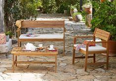 Salon de Jardin EXTENSO   Prendre l\'air - Décoration extérieure ...