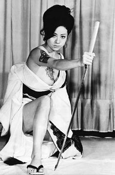 Reiko Ike  Sex and Fury (1973)