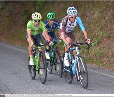 Роман Барде, Пьер Латур и Роберт Гесинк о классике Ломбардия-2016 http://velolive.com/velo_news/13091-romain-bardet-pierre-latour-i-robert-gesink-o-klassike-lombardia-2016.html  25-летний французский гонщик команды AG2R La Mondiale Роман Барде (Romain Bardet) на классике Ломбардия-2016 занял 4-е место. Он отреагировал на атаку Эстебана Чавеса (Orica-BikeExchange) за 35 км до финиша, но не смог побороться за подиум, выпав из отрыва на финальном подъёме в Бергамо.