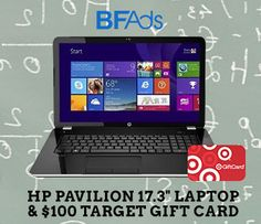 I just entered the @BFAds  #BackToSchool giveaway. You could win a Laptop & $100 card for @Target! Check it out: http://bfads.net/Back-to-School-Laptop-Giveaway?utm_campaign=website&utm_source=sendgrid.com&utm_medium=email …