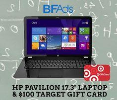 I just entered the @BFAds  #BackToSchool giveaway. You could win a Laptop & $100 card for @Target! Check it out: http://bfads.net/Back-to-School-Laptop-Giveaway?utm_campaign=website&utm_source=sendgrid.com&utm_medium=email …