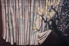 """""""Angelina o el amor de un brigadier"""" #Curtains #Scenic #Painting #Set #Stage #Theater"""
