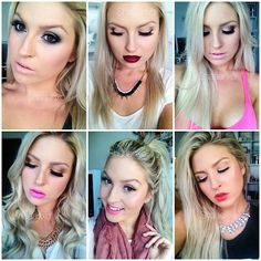 Absolutely stunning and talented makeup artist shaaanxo