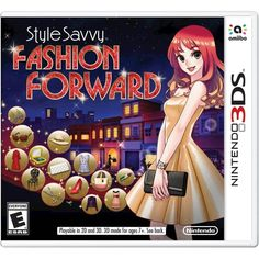 Style Savvy™: Fashion Forward - PRE-Owned - Nintendo 3DS