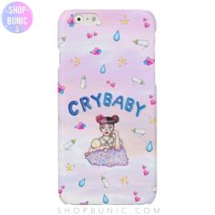 Cry Baby Melanie Martinez Phone case from Shop Bunic check it out!!! ✨