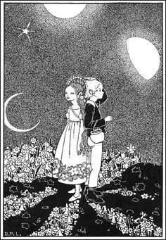Illustration for Mopsa the Fairy - Dorothy Lathrop